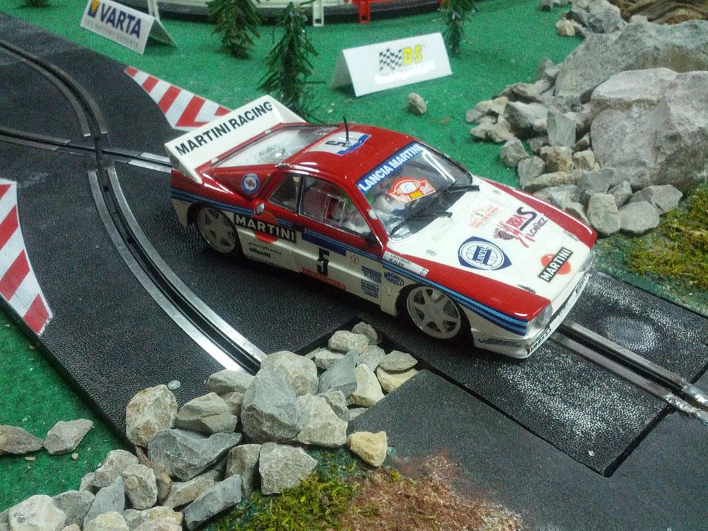 Lancia 037 Rallye Slot Grupo B 1/24